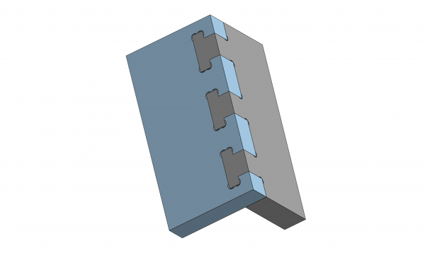 Digital Joinery, Part 2 – The Board Corner Joint